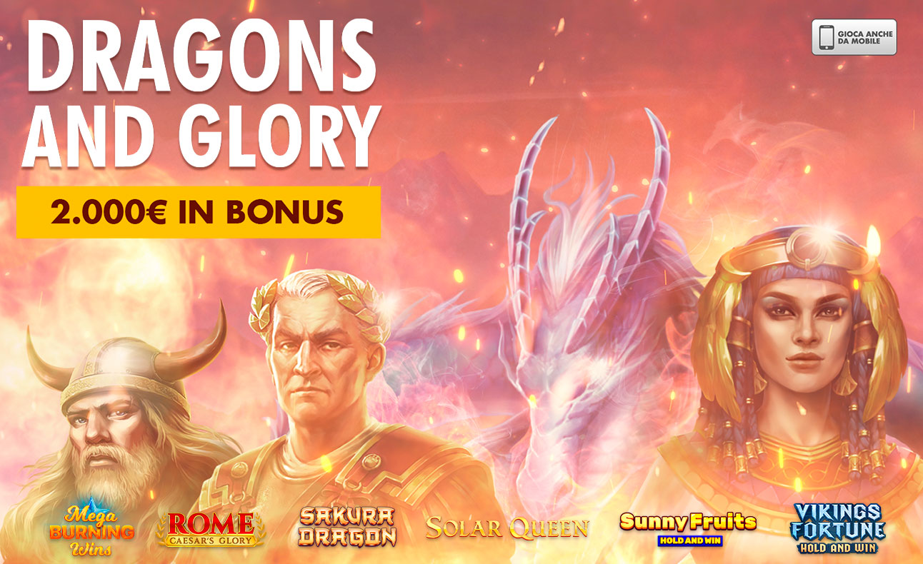 Dragons and Glory